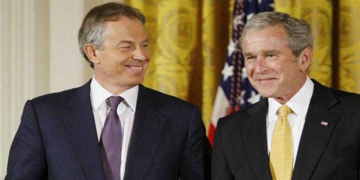 İngiltere ve ABD'nin 13 Yıl Önceki Planı Deşifre Oldu