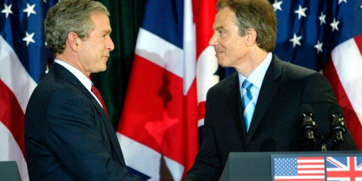 IŞİD Tony Blair ve George Bush'un Eseridir!