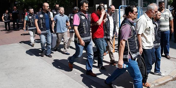 """""""Paralel Yapı"""" Operasyonunda Muvazzaf Binbaşı Dâhil 7 Kişiye Tutuklama"""