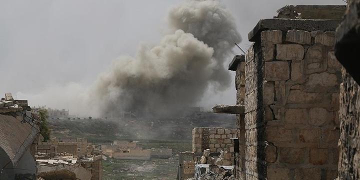 Esed Rejimi Halep'in Bağlantısını Kesti!