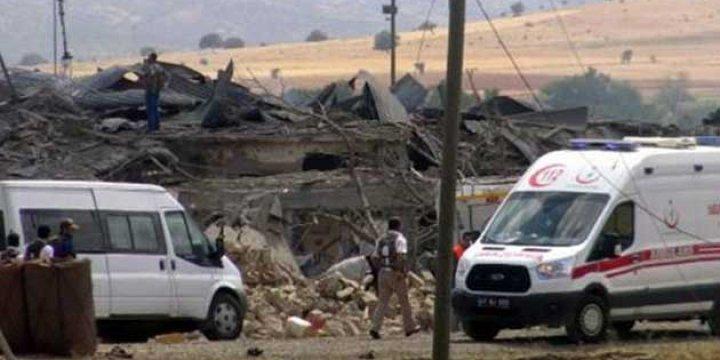PKK'nın Saldırıda Kullandığı Kamyon DBP'li Belediyenin Çıktı!