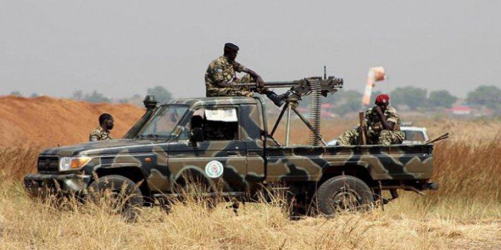 Güney Sudan'da Çatışmalarda 269 Kişi Hayatını Kaybetti