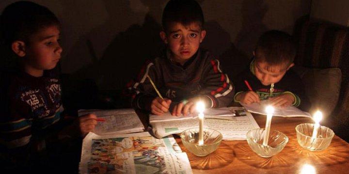 Gazze'deki Elektrik Sıkıntısı Büyüyor!