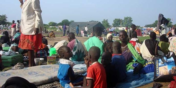 """BM: """"Güney Sudan'da 7 Bin Kişi Çatışmalardan Kaçtı"""""""