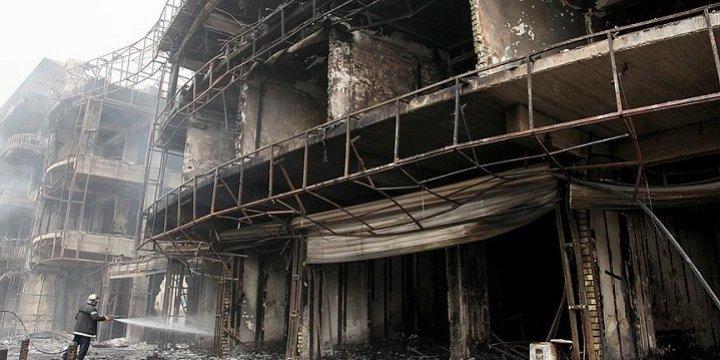 Bağdat'ta Bombalı Saldırı: 7 Kişi Hayatını Kaybetti!