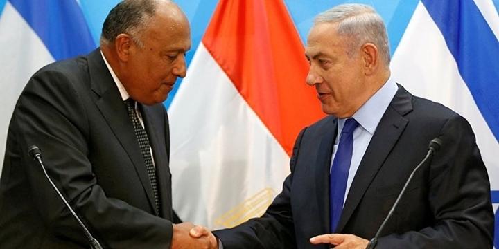 """Mısır'la İşbirliği Yapmak İşgalci İsrail İçin """"Gurur Verici""""ymiş!"""
