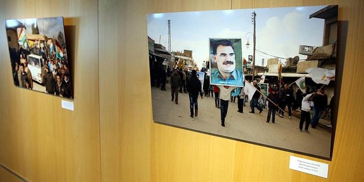 Avrupa Parlamentosu'nda PKK-PYD Sergisi!