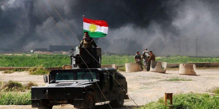 Erbil'de Peşmergelerle Köylüler Arasında Çatışma