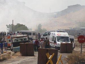 Mardin'deki Saldırıya İlişkin 2 Belediye Çalışanı Tutuklandı