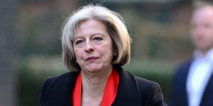 İngiltere'nin Yeni Başbakanı May Görevine Resmen Başladı