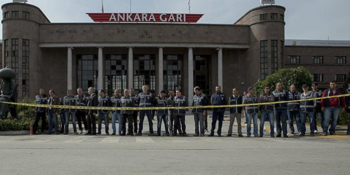 Ankara Garı'ndaki Saldırının İddianamesi Kabul Edildi