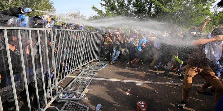 'Macar Güvenlik Güçleri Sığınmacılara Şiddet Uyguladı'