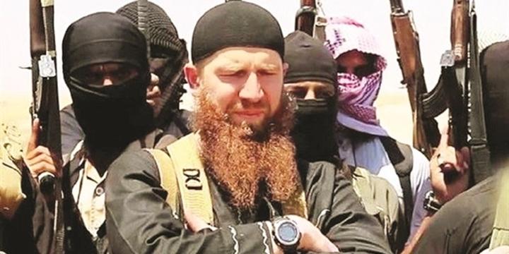 IŞİD'in Üst Düzey Komutanlarından Ömer Şişani Öldürüldü