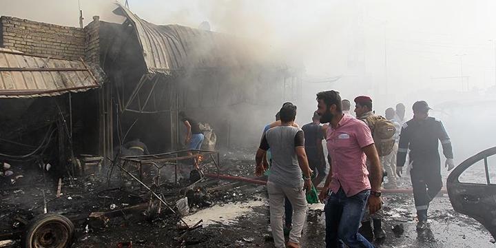 Irak'ta Bombalı Saldırılar: 10 Kişi Hayatını Kaybetti