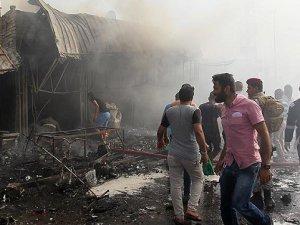 Irak'ta Bombalı Saldırı: 10 Ölü, 25 Yaralı