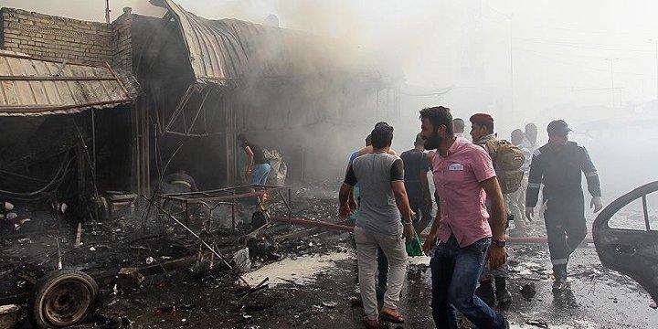 Irak'ta Bombalı Saldırılar: 6 Ölü 20 Yaralı