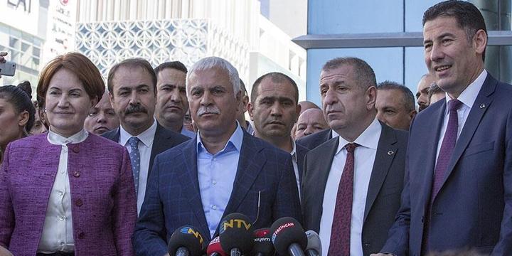 Muhalif MHP'liler Yeniden İmza Toplamaya Başladı