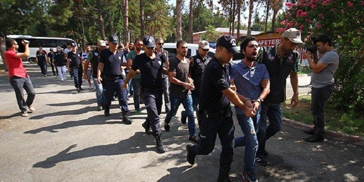 Adana Merkezli MKP Operasyonu: 12 Gözaltı