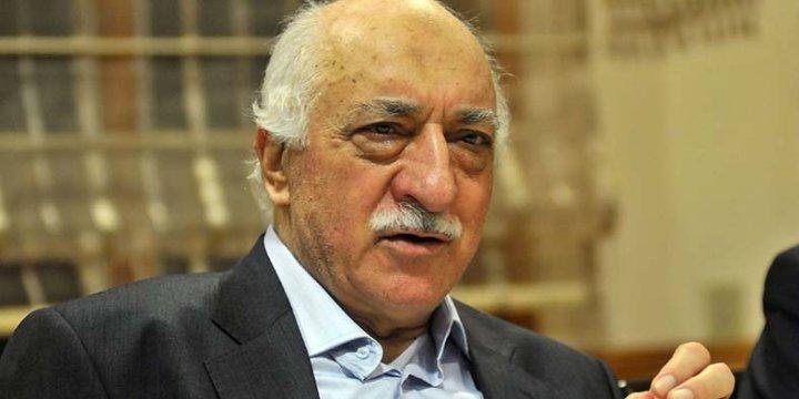 """""""15 Temmuz'un Talimatını Veren Fethullah Gülen'dir"""""""