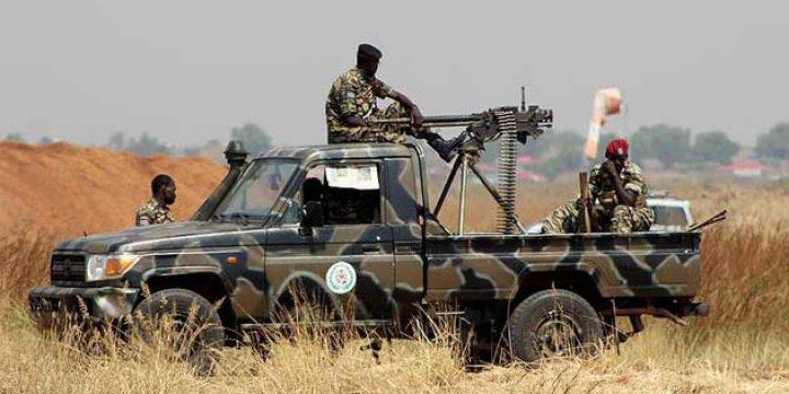 Güney Sudan BM'nin Önerisini Reddetti