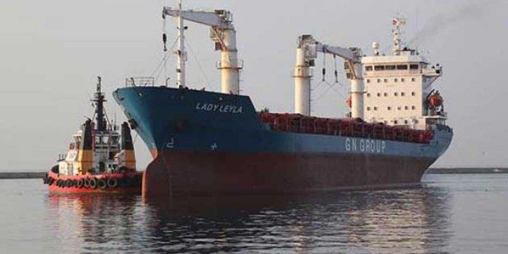 Gazze'ye Bir İnsani Yardım Gemisi Daha Gönderilecek