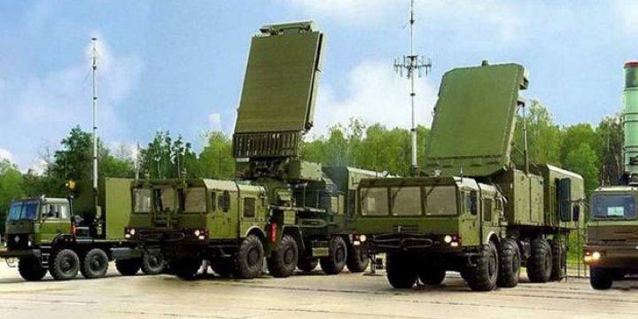 Rusya, Kırım'a Hava Savunma Sistemi Yerleştirecek