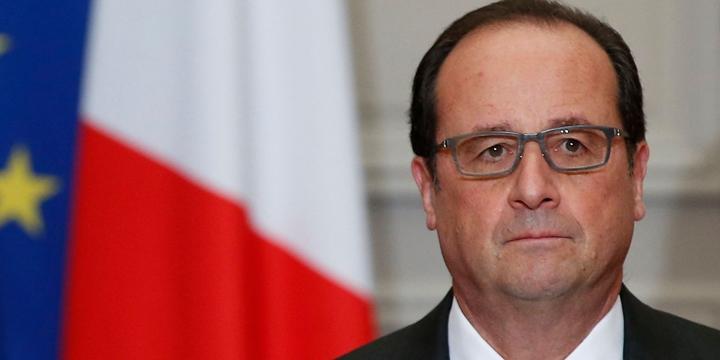 """Fransa Cumhurbaşkanı: """"50 Yaralı Ölüm Kalım Savaşı Veriyor"""""""