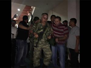 Sakarya'da Asker Polis Tarafından Tutuklandı