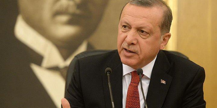 Erdoğan: Tüm Dünyaya Saldırıların Görüntülerini Göndereceğiz