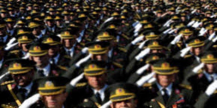 Darbeci 5 General ile 29 Albay Gözaltına Alındı