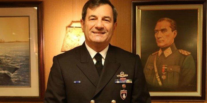 Donanma Komutanı Veysel Kösele Kurtarıldı