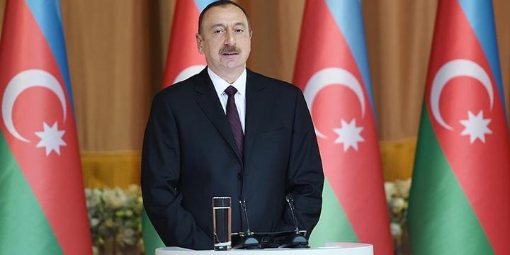 Aliyev'den Karabağ'da uzun süreli ateşkes için taahhüt şartı