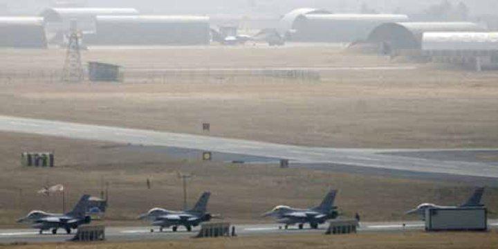 Diyarbakır 8'inci Jet Ana Üs Komutanlığında 100'e Yakın Gözaltı Var