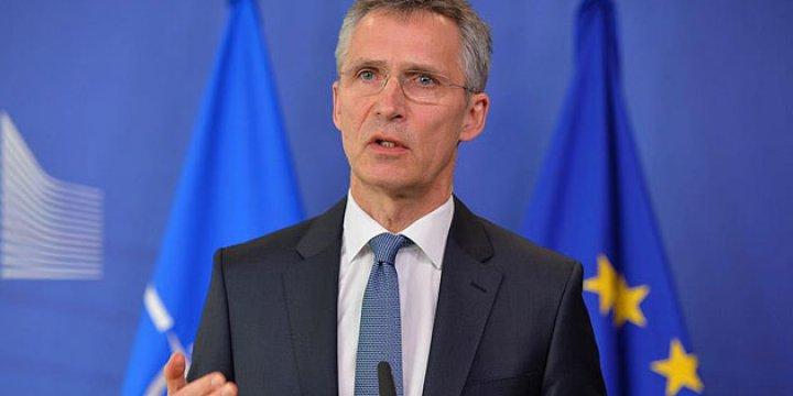 NATO'dan Hükümete Destek Açıklaması