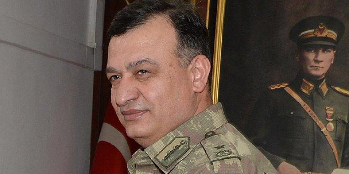 Tuğgeneral Ali Osman Gürcan Darbe Suçundan Tutuklandı