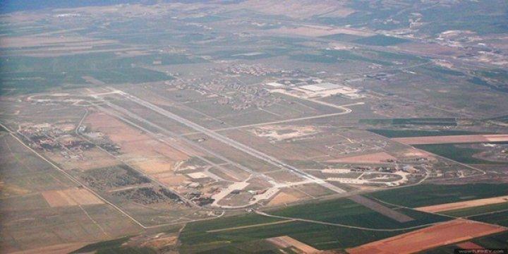 Akıncı 4. Ana Jet Üssü'nde Operasyon Sona Erdi