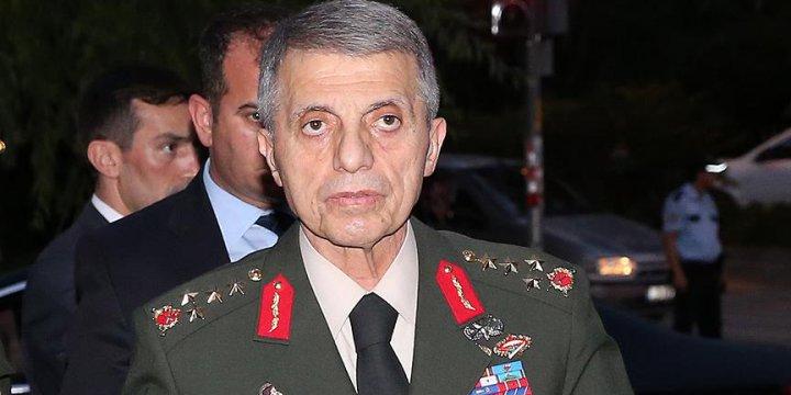 Jandarma Genel Komutanı Orgeneral Mendi'nin Savcılık İfadesi