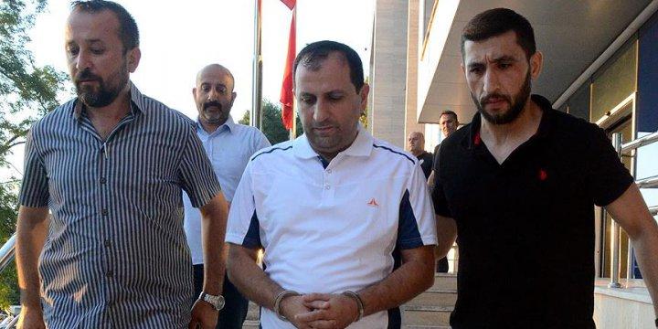 Zonguldak İlçe Emniyet Müdürü Soner Durgun Tutuklandı