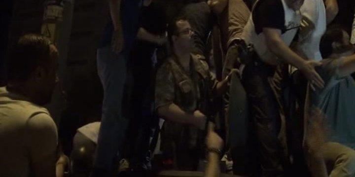 FETÖ'cü Emniyet Müdürü Aynacı Tankın İçinden Çıktı