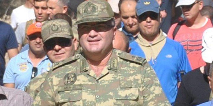 34. Hudut Tugay Komutanı Tuğgeneral Ali Salnur Gözaltında