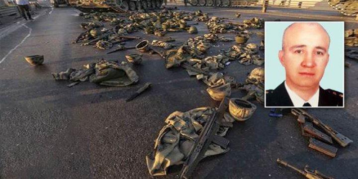 TEM Daire Başkanı Turgut Aslan'ı Başından Vurdular
