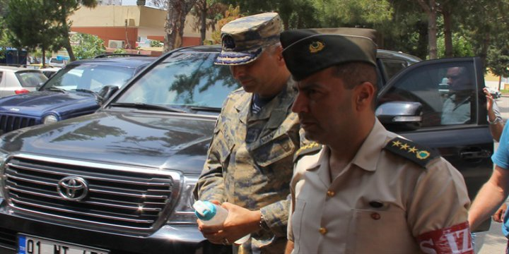 İncirlik Üssü'nün Darbeci Komutanı Tutuklandı