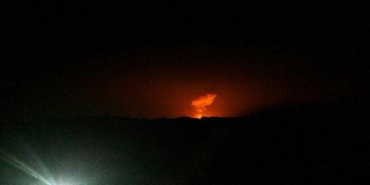 Esed'in Varil Bombası Fabrikasında 15 Patlama! 200'den Fazla Asker Öldü
