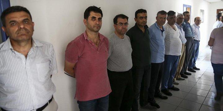 Türkiye Genelinde 70 General ve Amiral Gözaltına Alındı