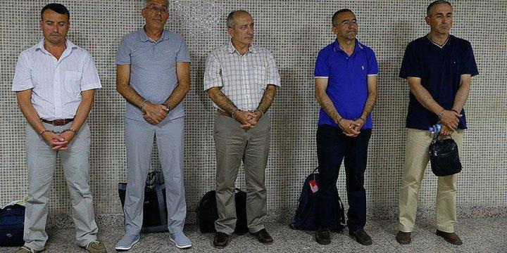 İzmir'de Gözaltına Alınan 5 Generale Tutuklama İstemi