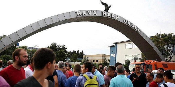 Hava Harp Okulu'na Öğrenci Seçim Aşamaları Ertelendi