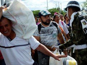 Venezuela'daki Gıda Krizi Devam Ediyor