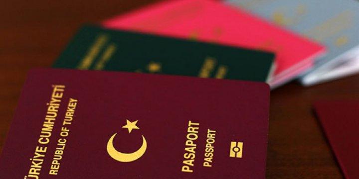 Bin 297 Kişinin Pasaportuna Tahdit Konuldu