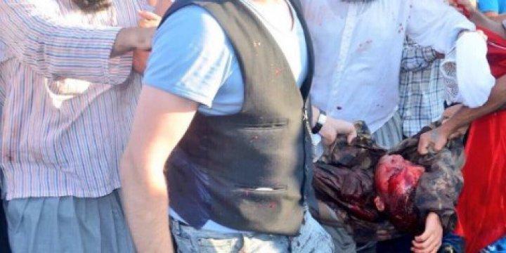 Askeri Linçten Kurtaran Kişiyi Geziciler IŞİD'ci İlan Etti!