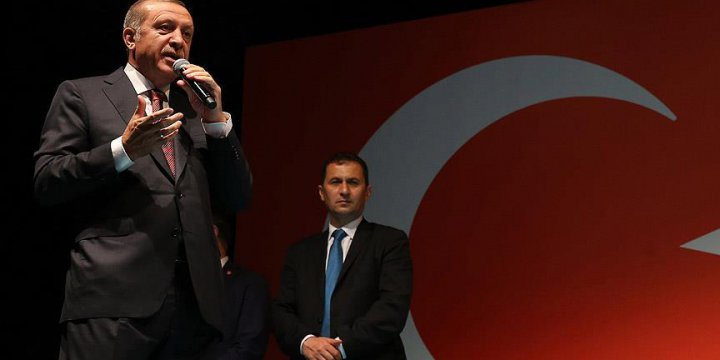 Cumhurbaşkanı Erdoğan: Çarşamba Günü Önemli Bir Kararı Açıklayacağız
